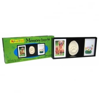 Triple Memory Frame With Pet Kit
