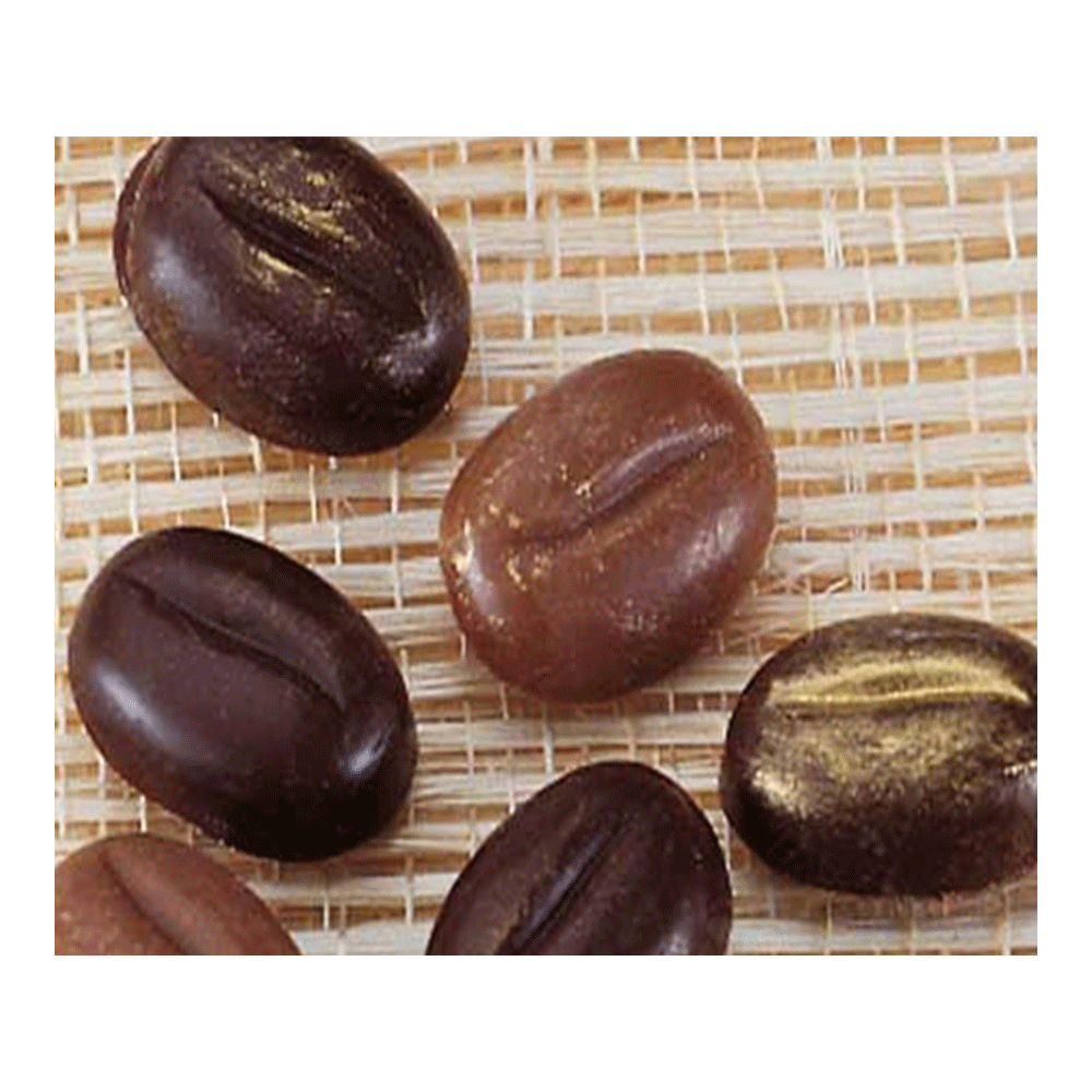 Coffee Bean Polycarbonate Chocolate Mould