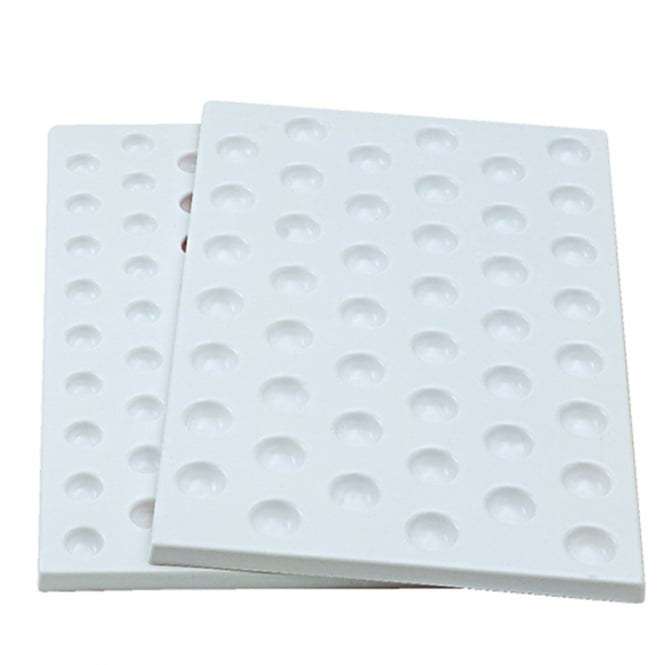 Martellato Flower Drying Tray 63 Hole W30 x H20mm Professional