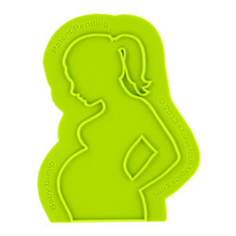 Baby Bump Silicone Onlay