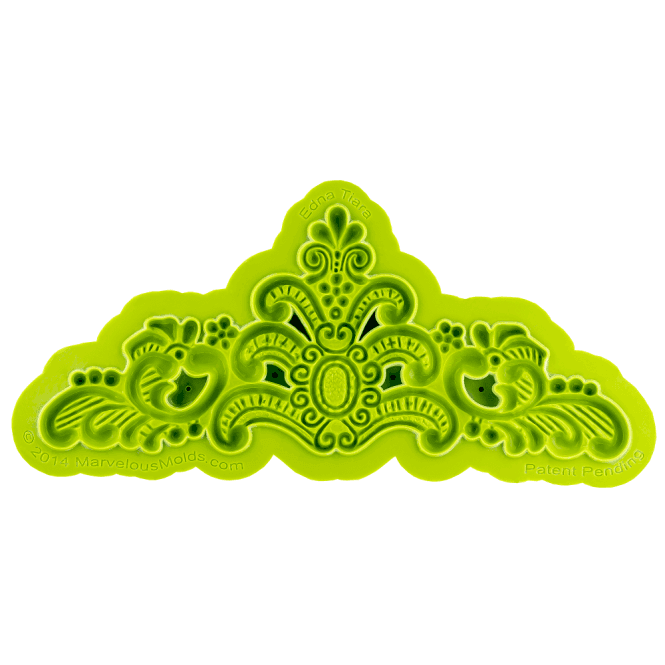 Lace Molds For Cake Decorating Uk