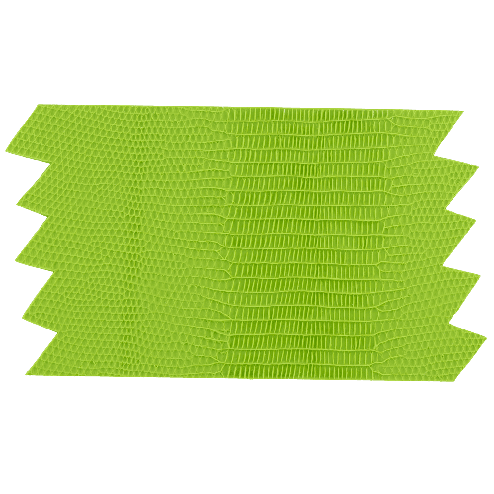 Marvelous Molds Lizard Impression Mat Texture Embossing From The