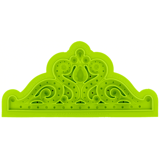 Marvelous Molds Majestic Tiara Mould