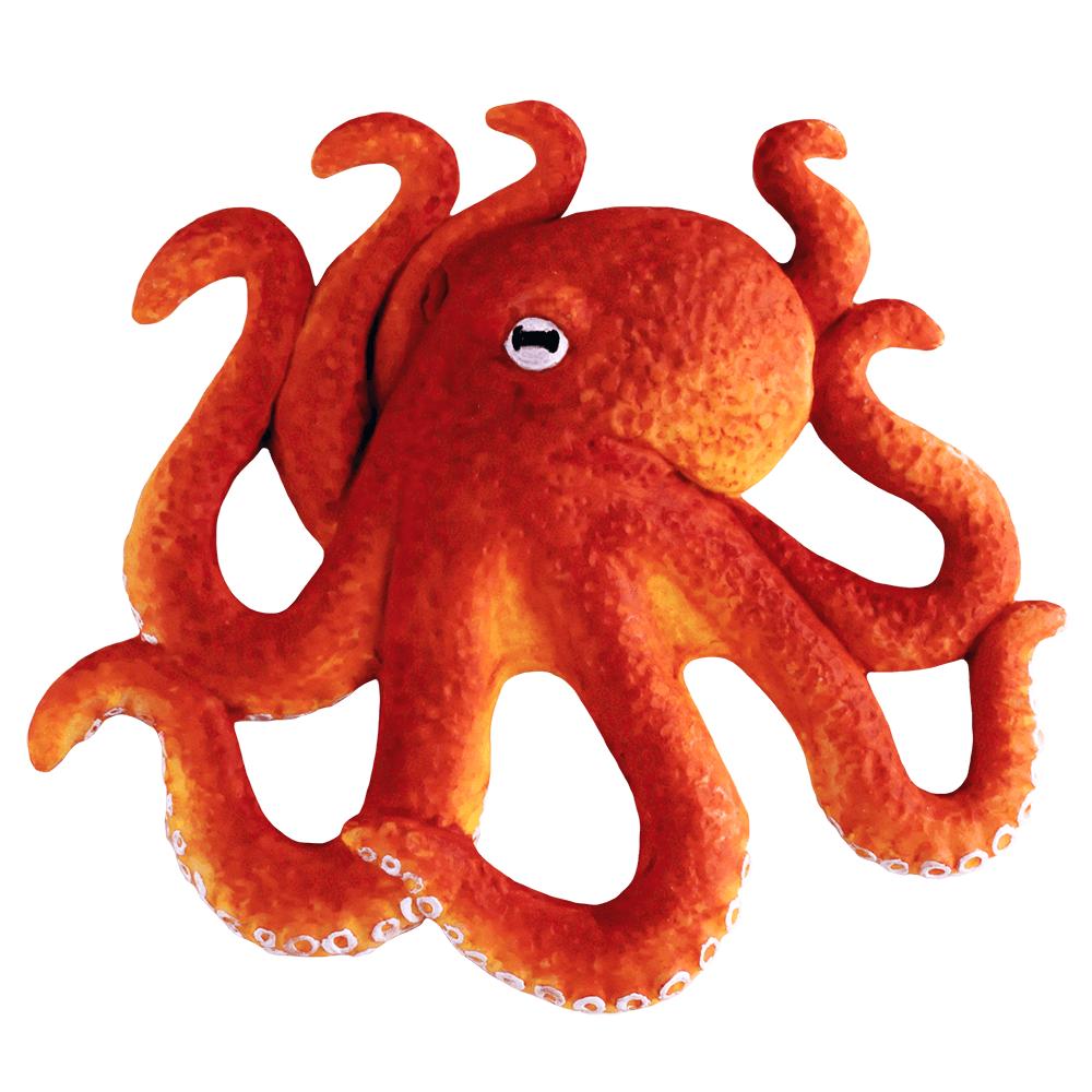 Large Octopus Fondant Mold Gumpaste