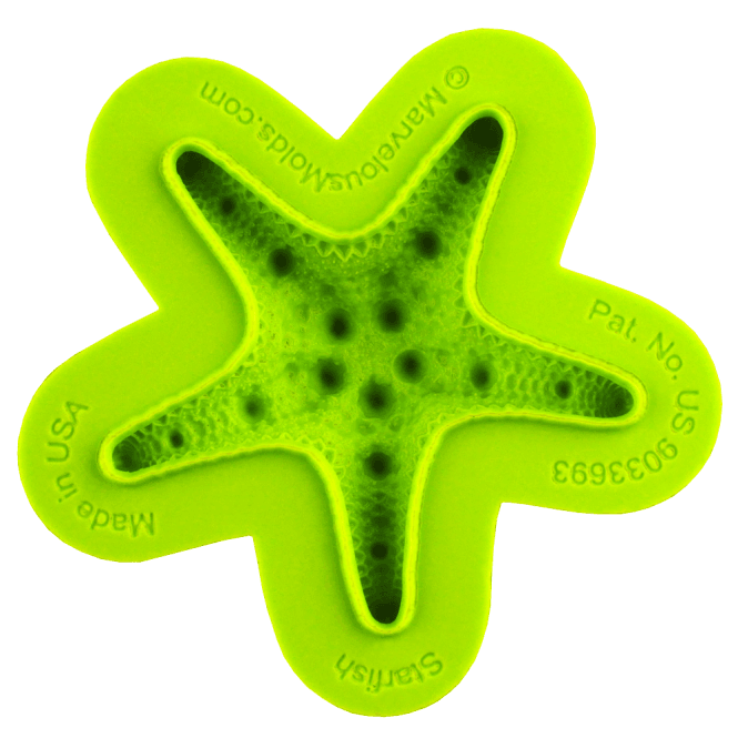 Marvelous Molds Starfish Mould