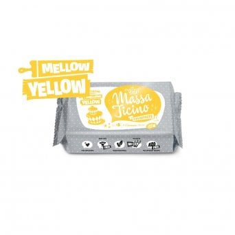 Mellow Yellow - 250g Sugarpaste