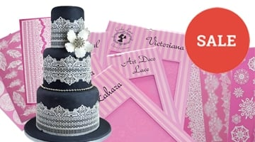 Cake Lace Mat sale
