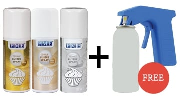 PME lustre sprays