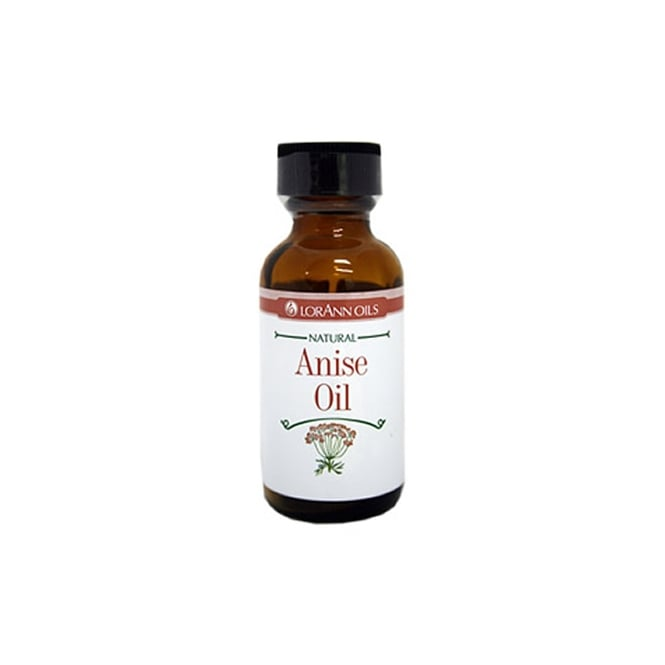 LorAnn Natural Anise - Oils - 1oz Food Flavouring Oil