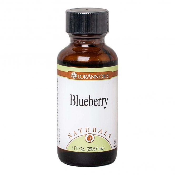 LorAnn Natural Blueberry - Oils - 1oz Food Flavouring Oils