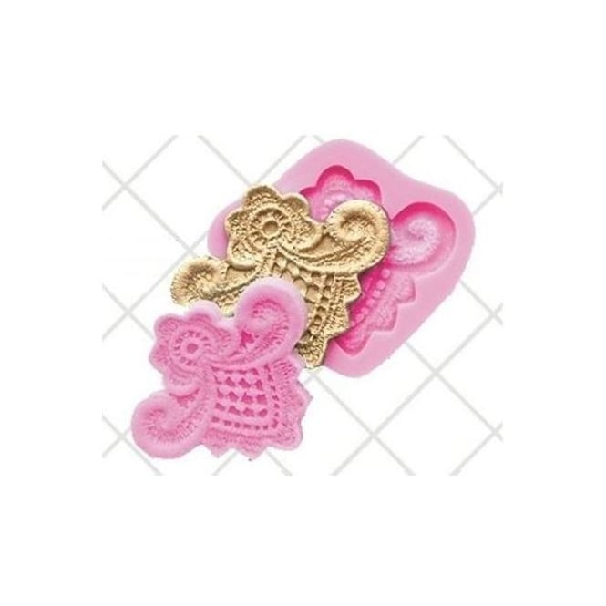 NY Cake Lorraine Lace Collection Mould