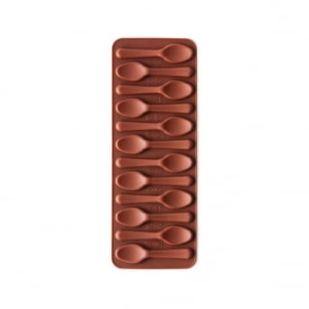 Silicone Chocolate Spoon Mould