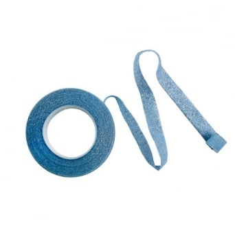 Pale Blue Silver Sparkle Tape - PME