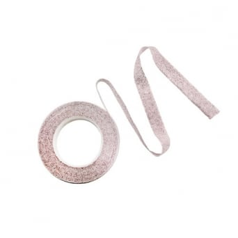 Pale Pink Silver Sparkle Tape - PME