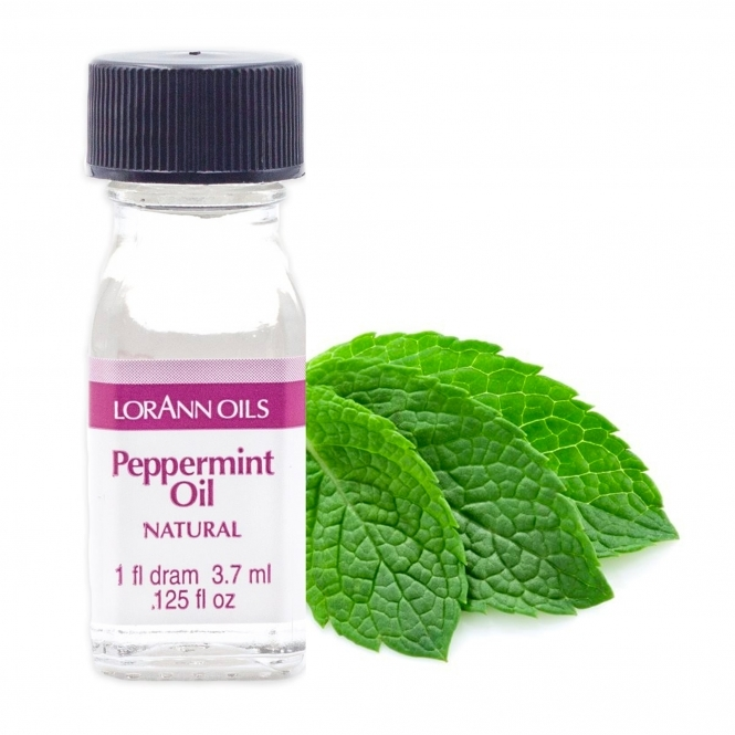 LorAnn Peppermint Natural - Oils - 1 Dram Food Flavouring Oils