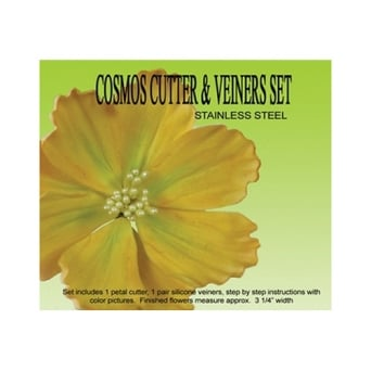 Cosmos Cutter And Veiner Sets