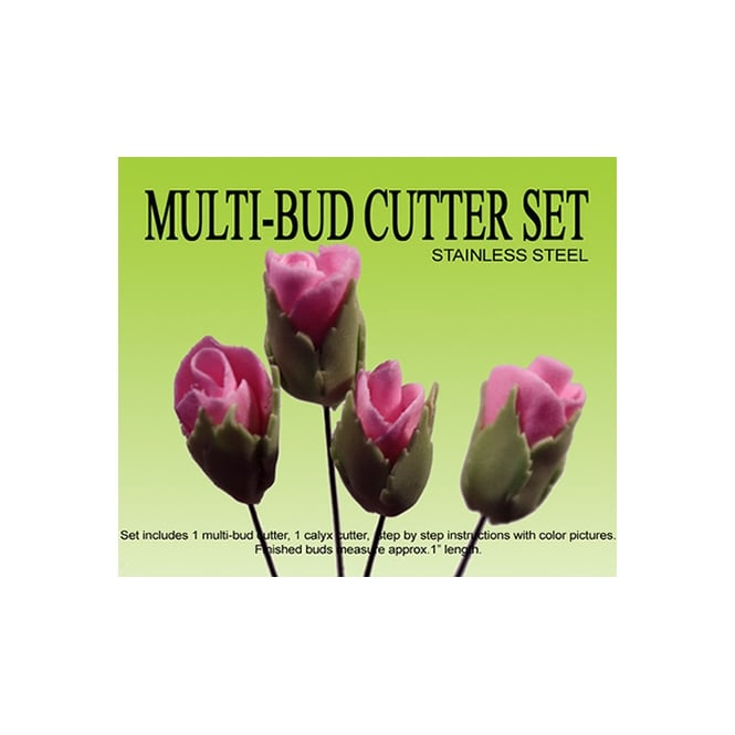 Petal Crafts  Multi-Bud Cutter Sets