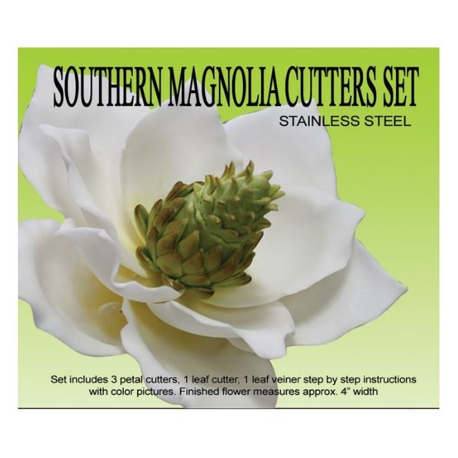 Petal Crafts  Southern Magnolia Cutters Set