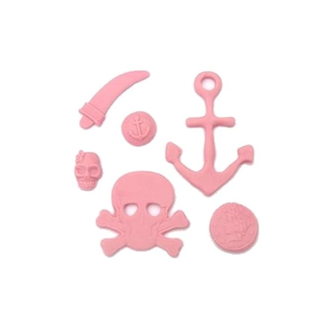 Tal Tsafrir Pirates Silicone Mould - Cakes