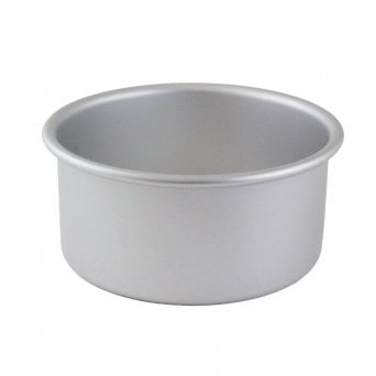 3 Inch Deep Loose Bottom Cake Pan
