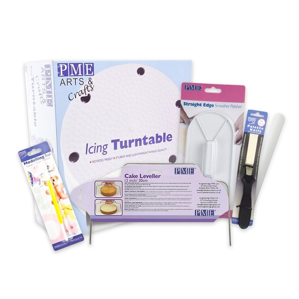 Cake Decorating Starter Kit Cake Kit