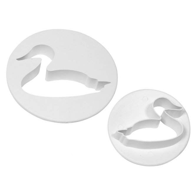 PME Duck Icing Cutter Set Of 2