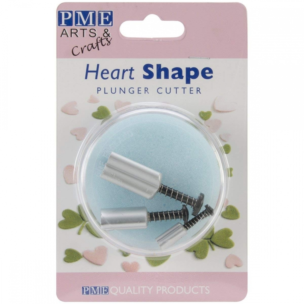 PME Heart Shape Plunger Cutter - Tools & Equipment from ...