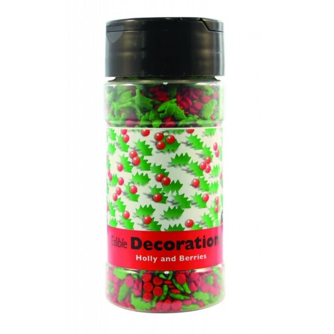 PME Holly and Berries - Sprinkles 79g