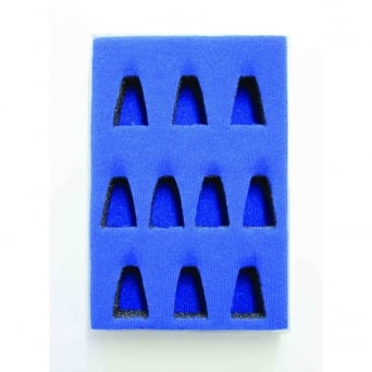 Icing Tube Tip Box With 10 Spaces