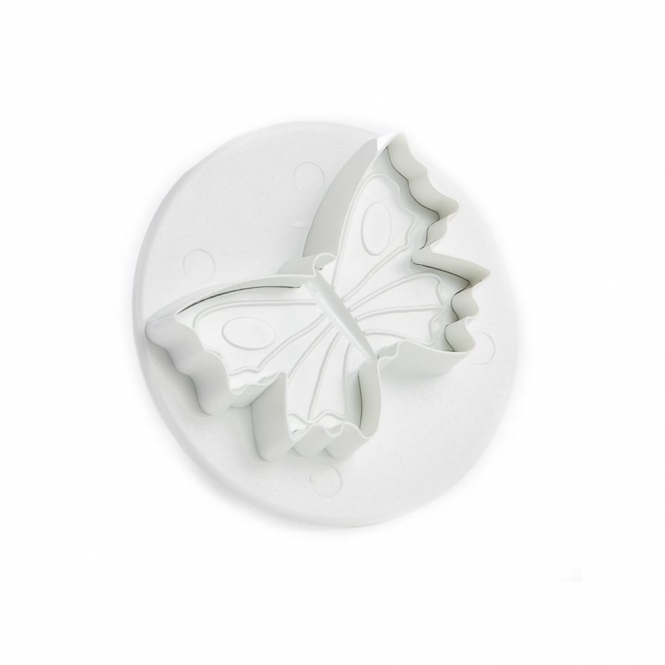 PME Veined Butterfly Plunger Cutter - Large