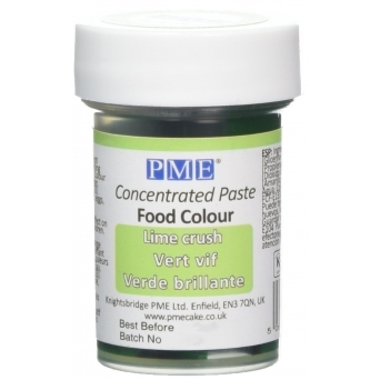 Lime Crush - Gel Paste Colouring