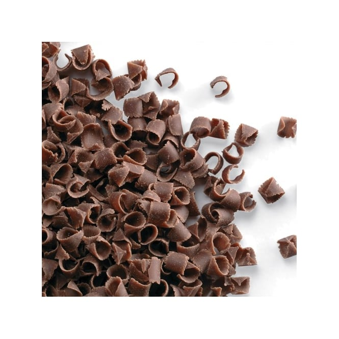 PME Milk - Belgian Chocolate Curls 85g