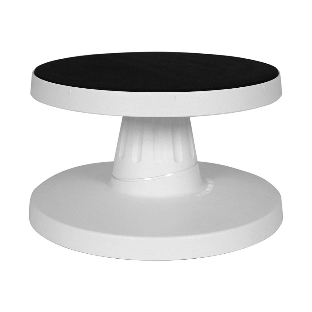 Multi Purpose Adjustable Cake Decorating Tilting Turntable