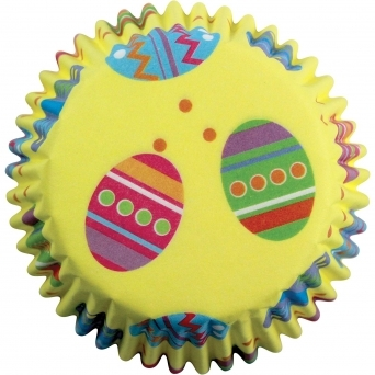 Easter Egg Baking Cases By PME x 60 Cups