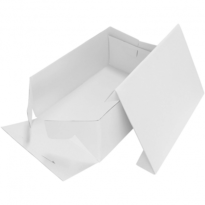 PME Oblong Cake Boxes - Choose Your Size
