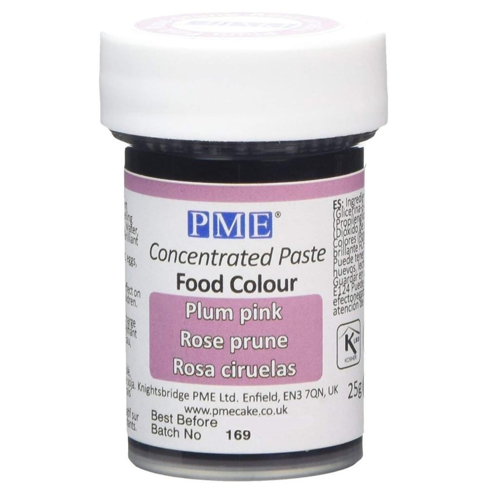 Plum Pink - Gel Paste Colouring