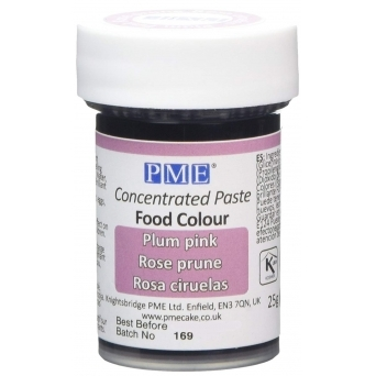 Plum Pink - Gel Paste Colouring