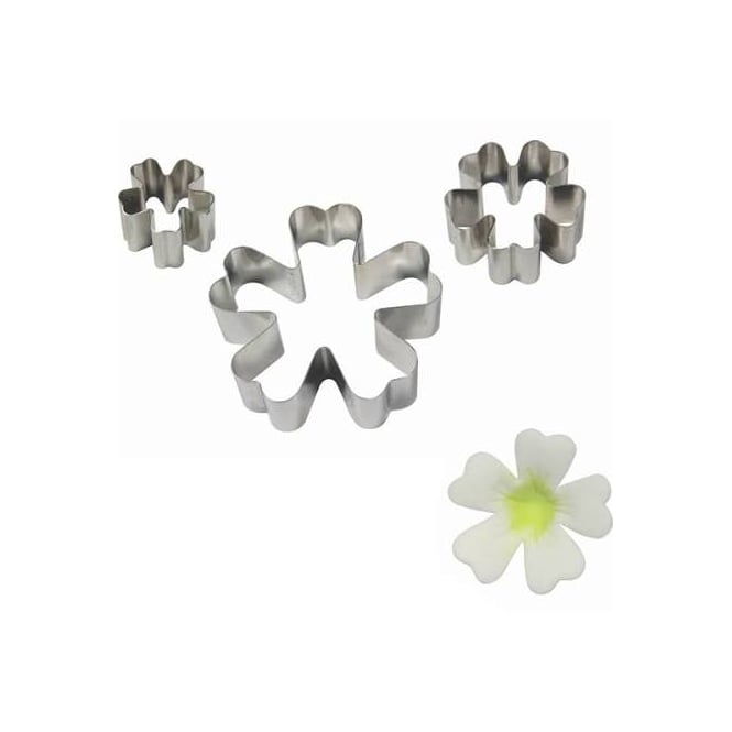 PME Primrose Cutter Set 3 Pc