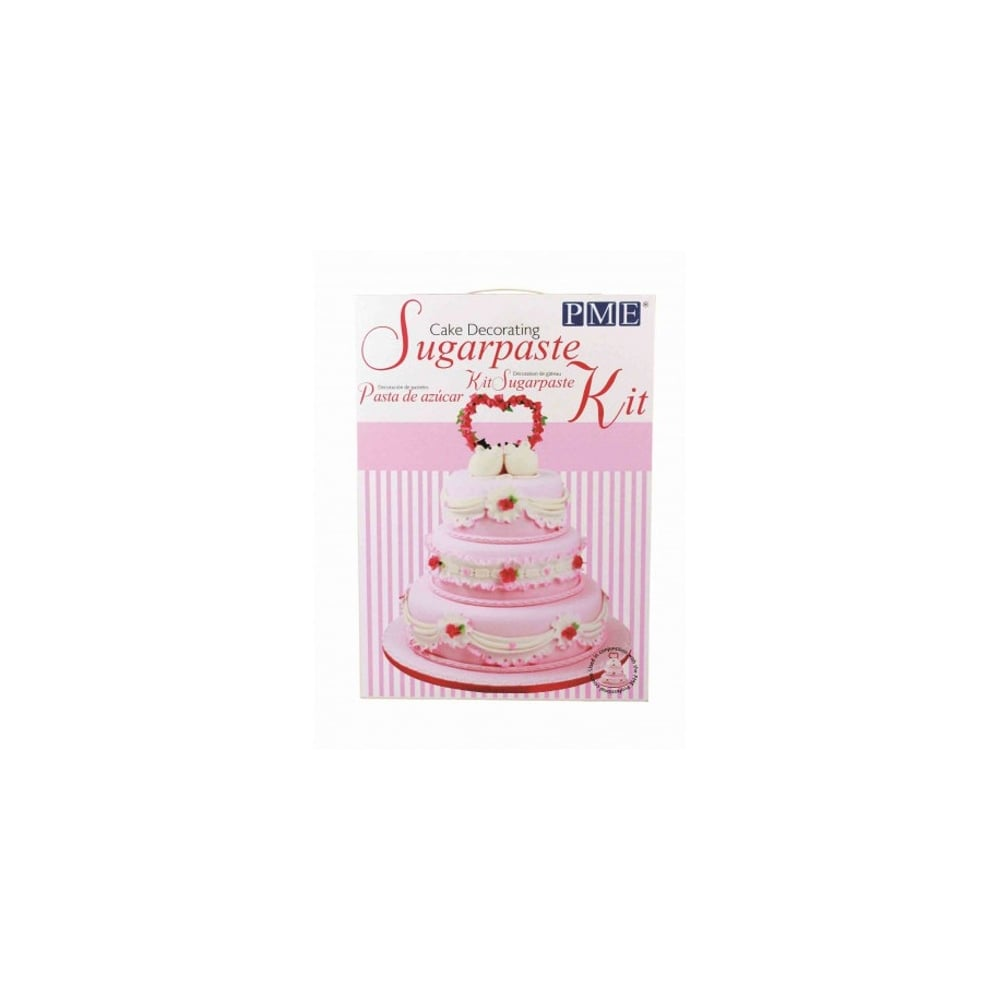 PME Professional Diploma Sugarpaste Cake Decorating Kit - Tools ...