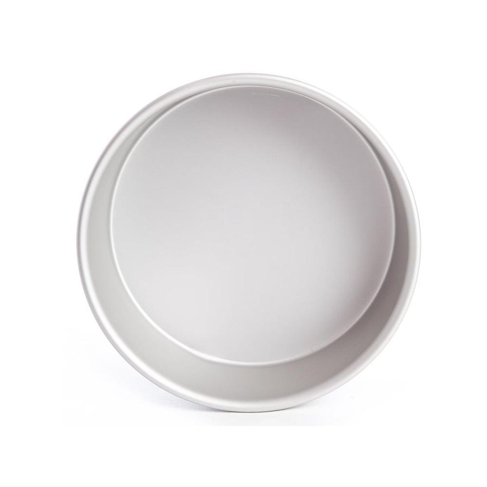 Pme Round 8 X 3 Inch Seamless Cake Tin Pan Baking