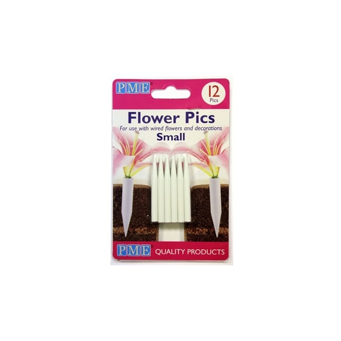 PME Small Posy Picks - Pics - Flower Spikes - pk 6