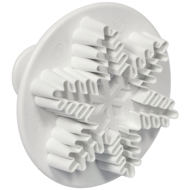 PME Snowflake Plunger Cutter - Large