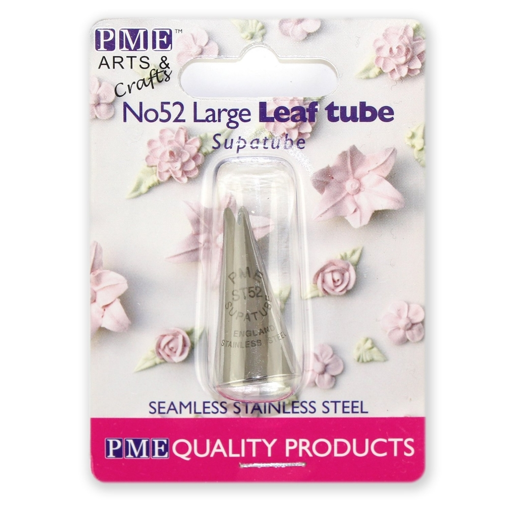 PME Writer Tube Stainless Steel Cake Piping Icing Decorating Cupcake Nozzle Tip