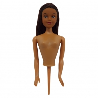 Teen Ethnic Teen Doll Pick With Brown Hair - 7 Inch