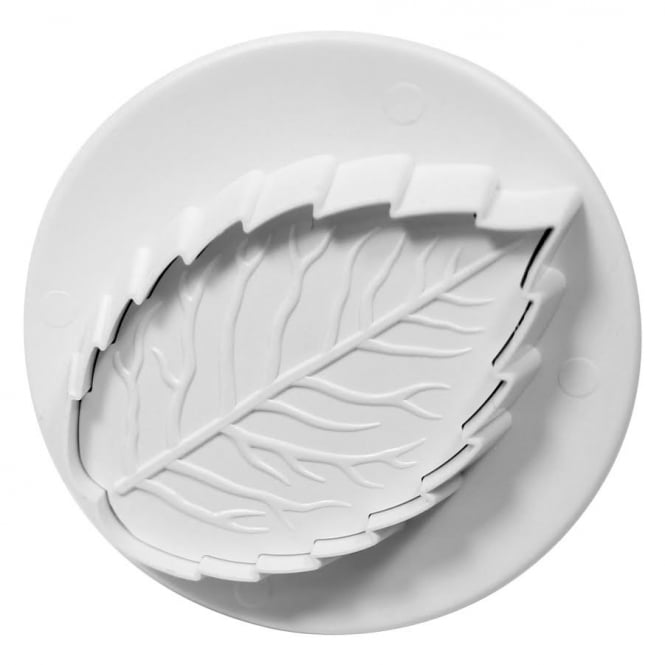 PME Veined Rose Leaf Plunger Cutter XX Large