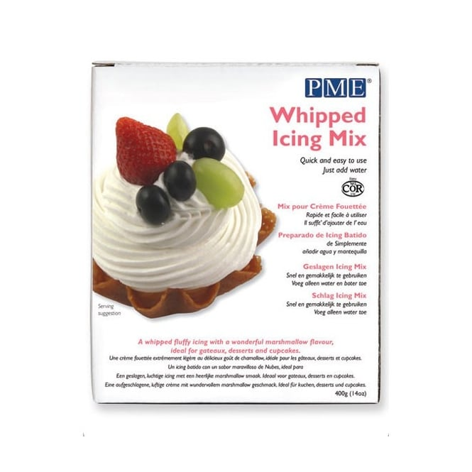 PME Whipped Icing Mix 400g