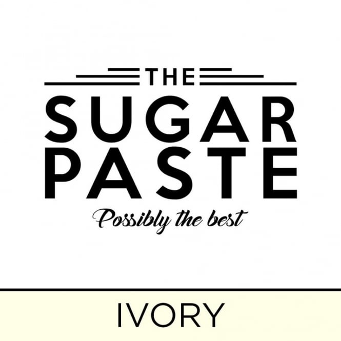 THE SUGAR PASTE™ Ivory 6KG
