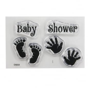ImpressIt Baby Shower Stamp Set