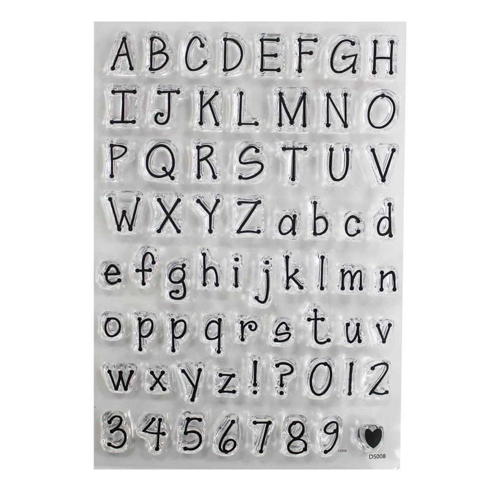 ImpressIt Dotty Alphabet Stamp Set