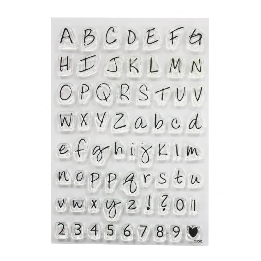 Pme impressit large alphabet and numbers stamp set tools for Alphabet number rolling decoration stamp